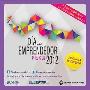 Día del Emprendedor 2012