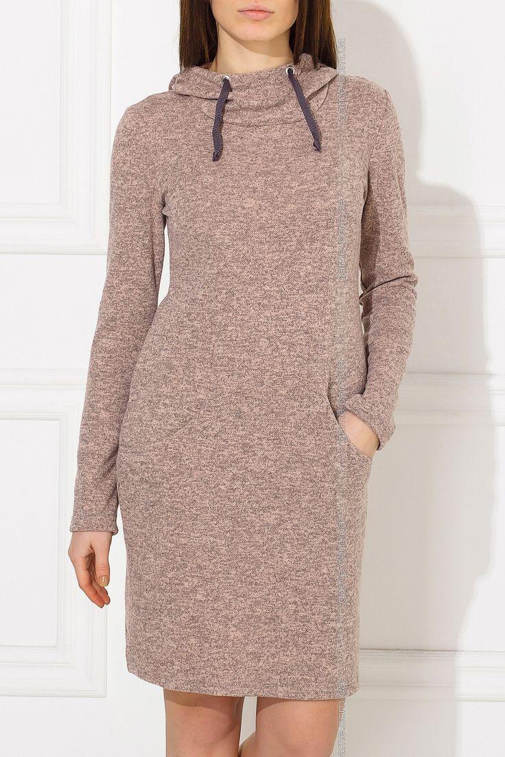 Платье-туника Hood. Платья: Garne - артикул: 3030596.