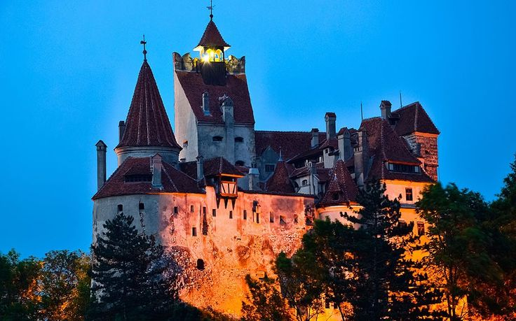 Where are the guys going this Halloween? Brans Castle in Transylvania of course!  2 Hour special on October 31st!