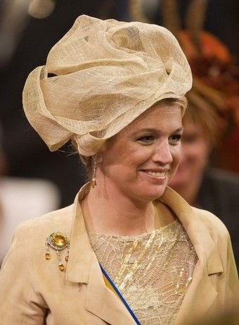 maxima on the opening of parliament