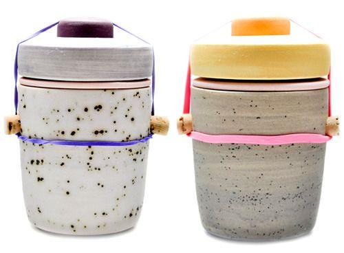 BEN FIESS jars