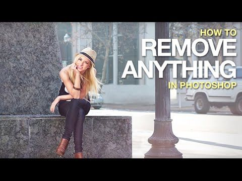 Learn How To Remove Anything From A Photo Using Photoshop | SLR Lounge