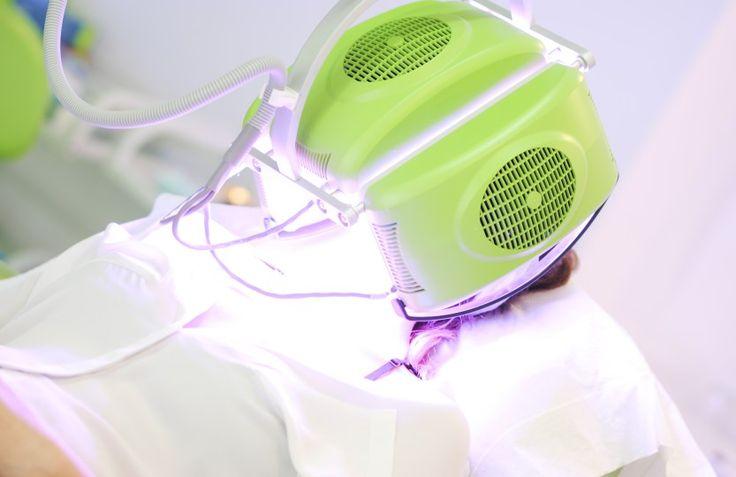 Tratament facial LED