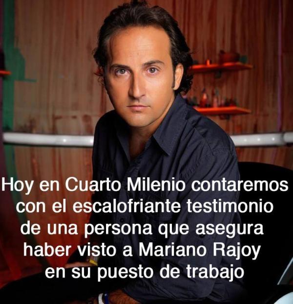 Hoy en Cuarto Milenio... | Humor :) | Funny, Humor y Face