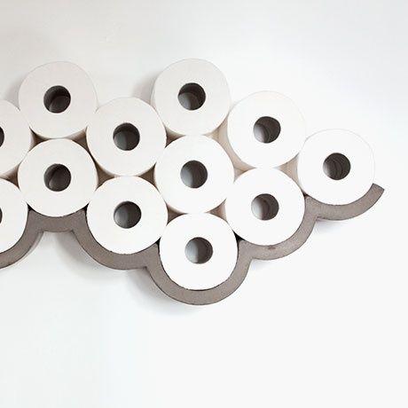 Cloud Toilettenpapier-Regal - alt_image_three