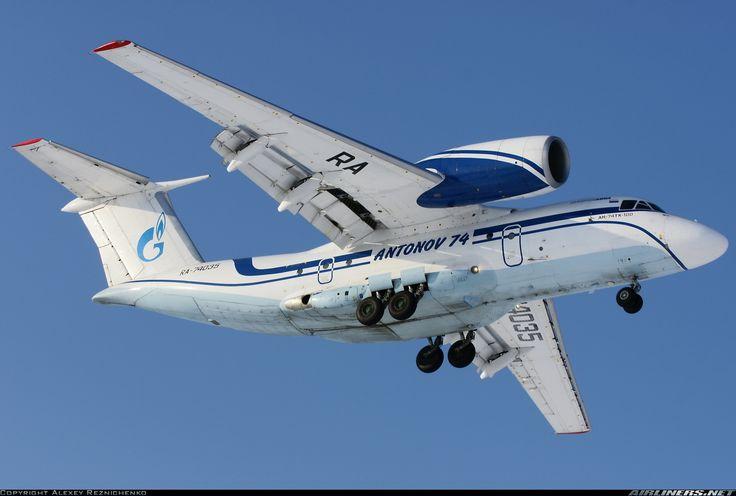 Antonov An-74TK-100 - Gazpromavia | Aviation Photo #1691860 | Airliners.net