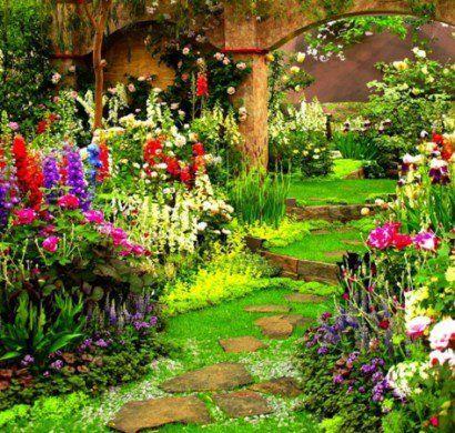 1000+ Ideas About Gartengestaltung Ideen Bilder On Pinterest ... Ideen Gartengestaltung Italienischer Stil