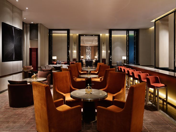 Waldorf Astoria Beijing By Yabu Pushelberg Is A Finalist In Interior Designs Best Of Year Awards