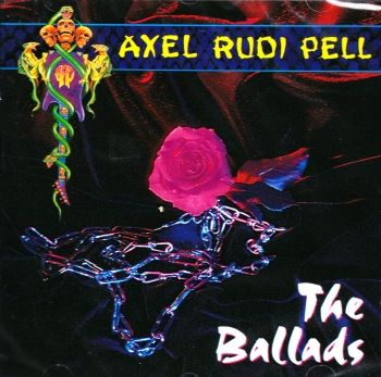 Řadové album skupiny Axel Rudi Pell - The Ballads na cd