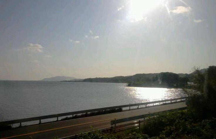 宍道湖  Shinjiko-lake,Shimane,Japan May2012