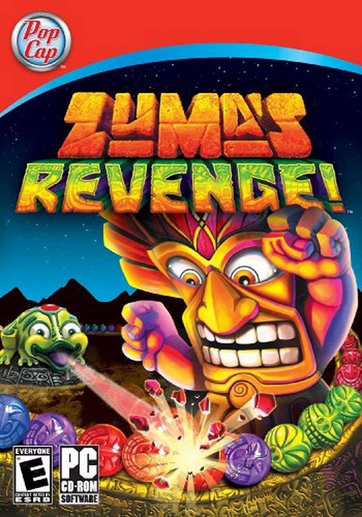 PopCap Zumas Revenge Cracked Pc games download, Game