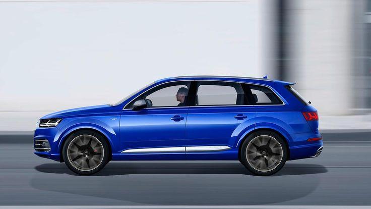 Sportlicher Diesel: Audi macht SQ7 TDI zum König der Quattros