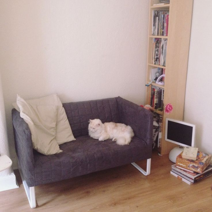 Ikea Knopparp Two Seater Couch Love Seat