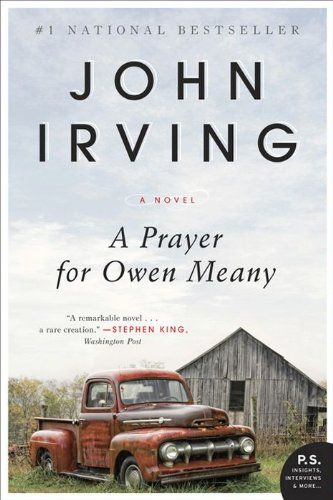 Modern classic A Prayer for Owen Meany ($2.99 Kindle, B), by John Irving, is the Nook Daily Find, price matched on Kindle. If you've been assigned to read it for school (or are reading it for a book group), you might also consider the BookCaps Study Guide, currently on sale for 99 cents).