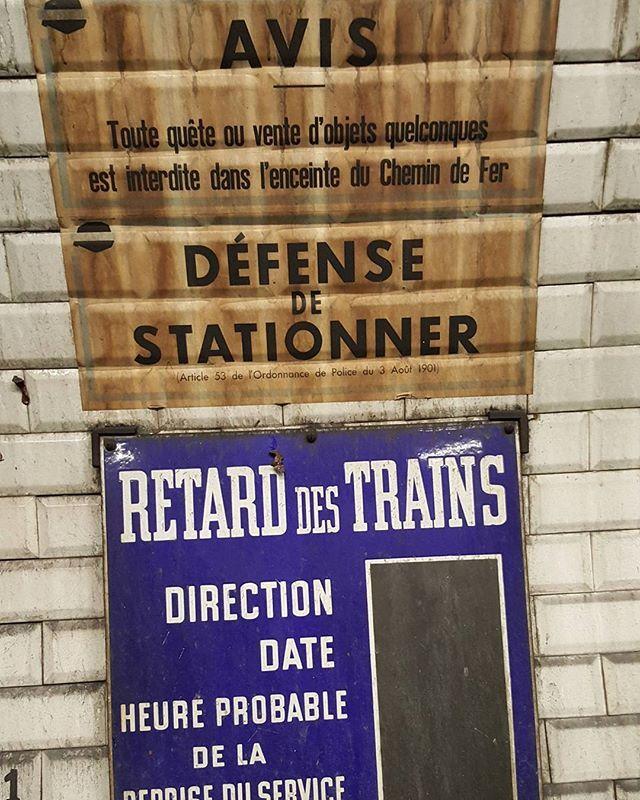 #Paris #métro #ratp #trinité