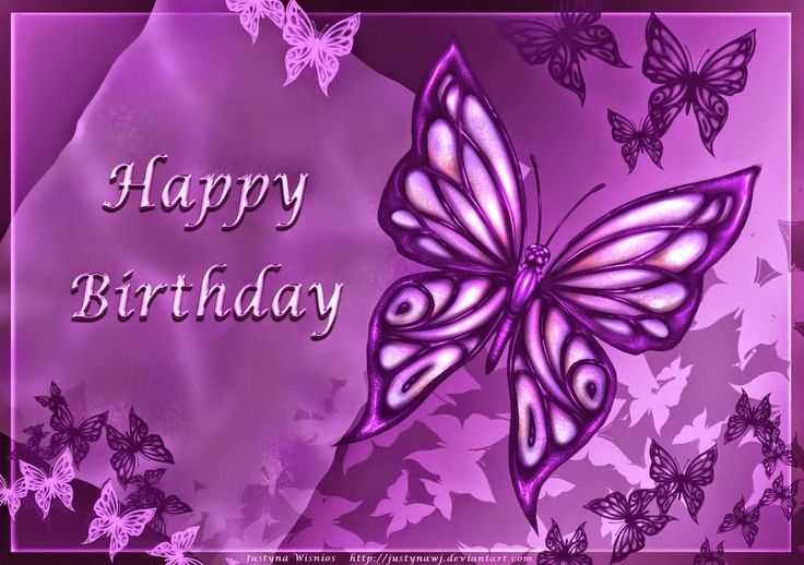 Pin By Lorie Torgerud On Happy Birthday Happy Birthday Aunt Happy Birthday Sister Purple