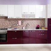Siyah beyaz mutfak dolapları 2016 Ev dekorasyonu