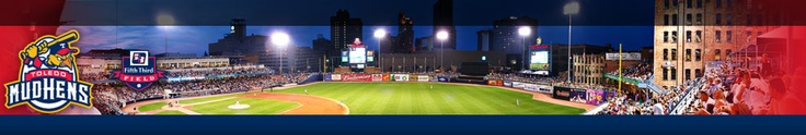 Happy Father's Day Dad! Toledo Mud Hens vs Pawtucket Red Sox on 6/24/2013 Tickets