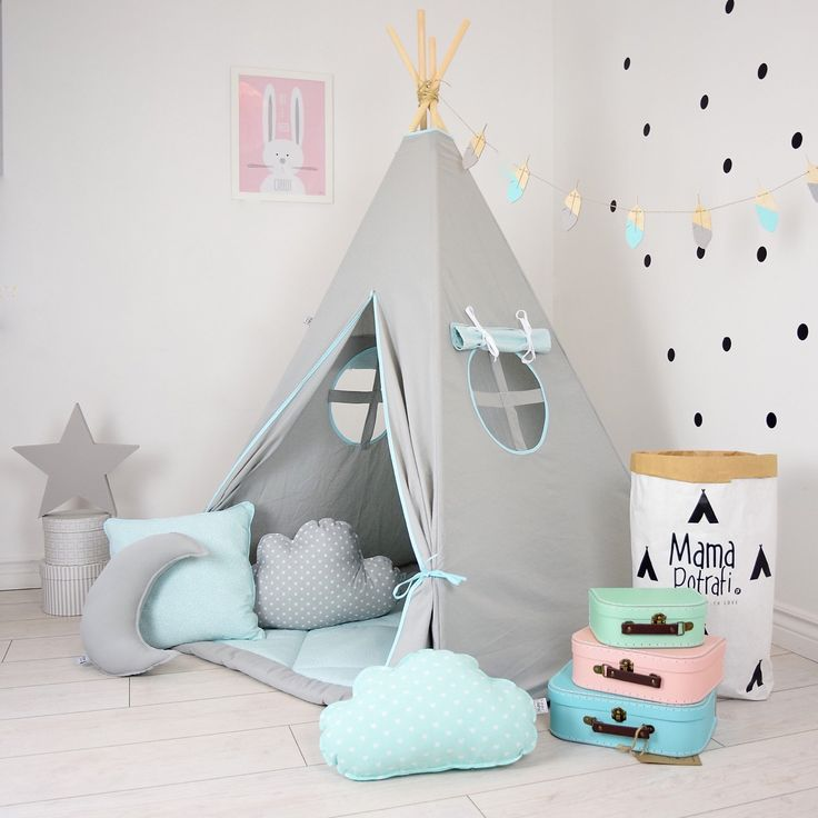 We are pleased to introduce new teepee set -Nort Wind Do you like it the same way I do? ❤️