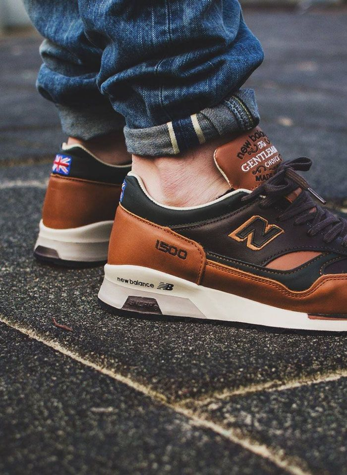 new balance 1500 men brown