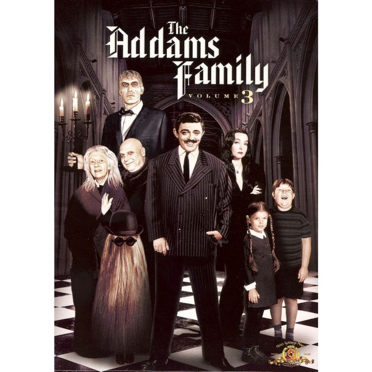 The Addams Family, Vol. 3 (2 Discs) (dvd_video)