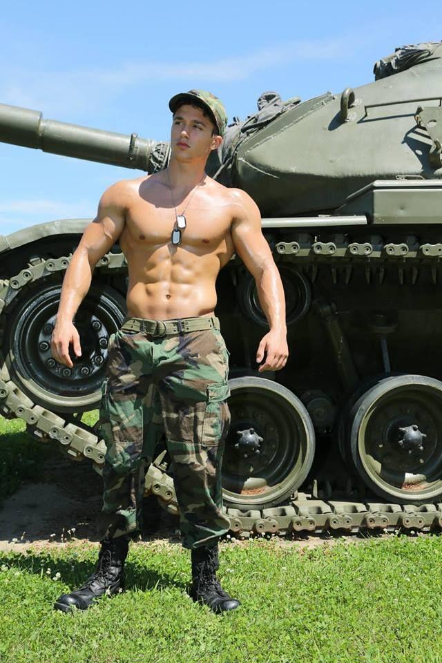 heiße schwule Marines
