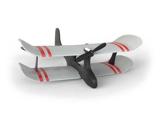Moskito: Smartphone App Controlled Airplane for $44