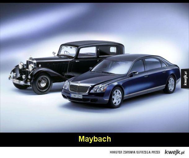 Klasyczne samochody i ich współczesne wersje