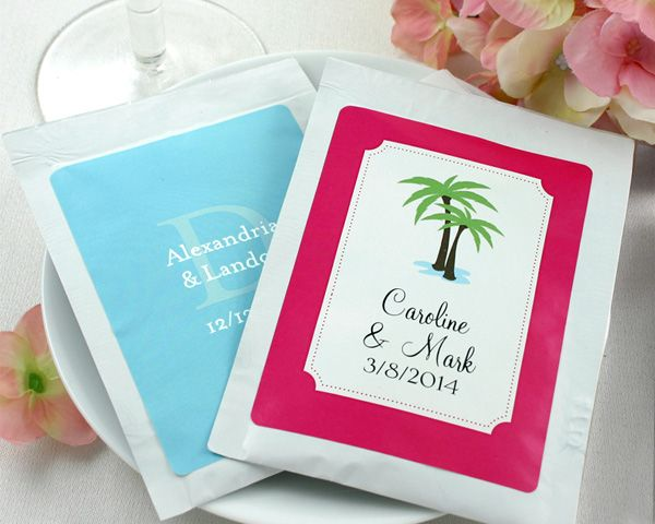 Personalized Cosmopolitan Drink Mix Favor (Many Designs Available)- we can pick a drink custom for the guest - ie- Cosmo, margarita , lemonade, cappuccino , etc :)