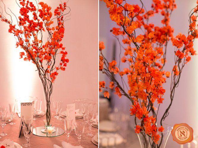 Arranjo mesa galhos secos e flores desidratadas  Mario Paiva Designer Floras