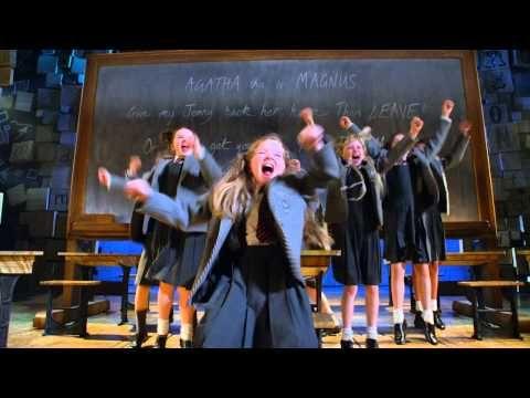 Matilda | NYC Discount Theatre Tickets | Theatre Development Fund – TDF