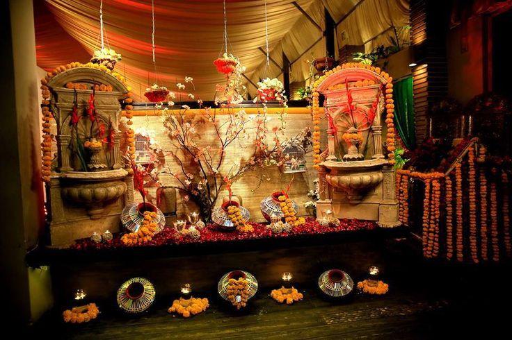 Mehndi And Mayon Decoration : Facebook fafatehcouture mehndy mayon wedding