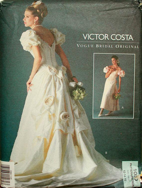 225 best Vintage bridal gowns images on Pinterest | Wedding frocks ...
