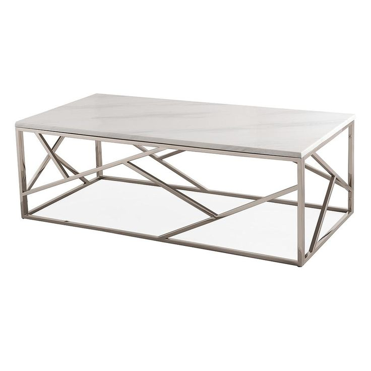 18++ White marble and glass coffee table inspirations