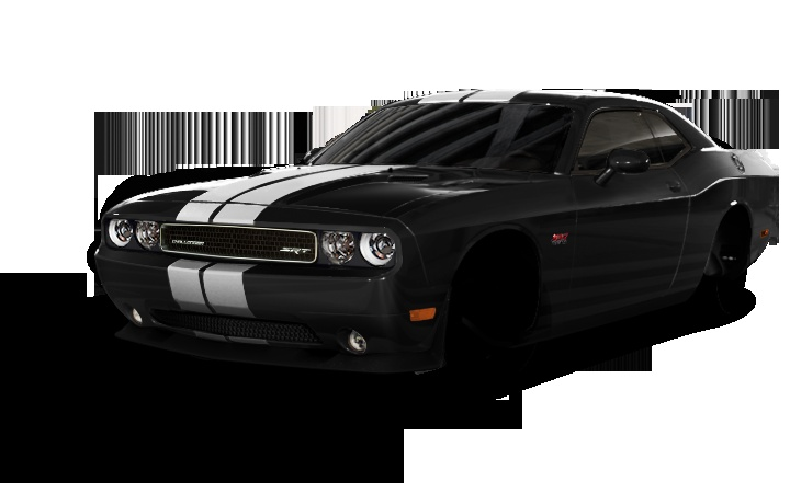 2012 Dodge Challenger SRT8 392