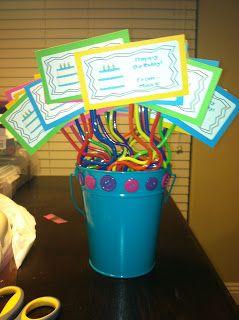 Team V's Second Grade Fun: Student Birthdays