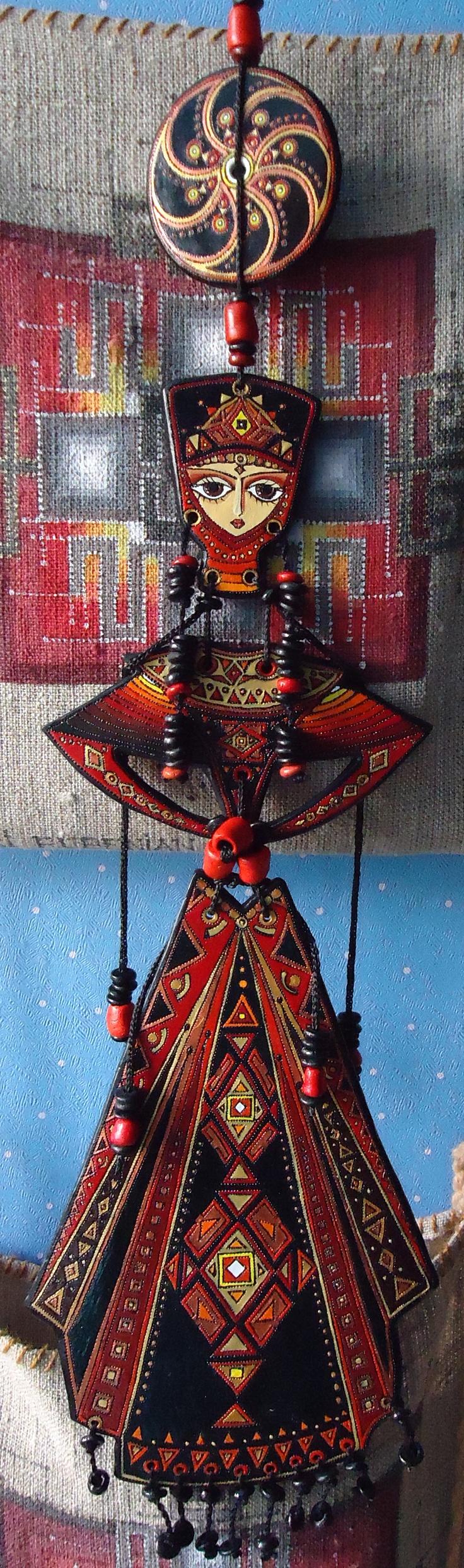 Ar-Mari Rubenian ceramic dolls