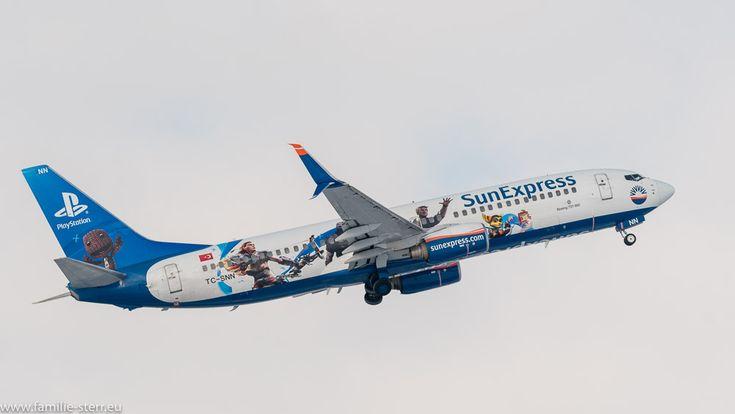 Sun Express Boeing B 737