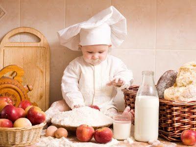 Bebek Yapım Bakım Onarım: Ek Gıdaya Başlama Meselesi