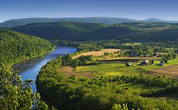 I have always wanted to do a source to outlet navigation of a river. The Susquehanna is only 500 miles long.