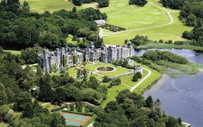 No. 5: Ashford Castle in County Mayo, Ireland