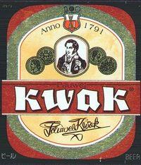 Een amberkleurig donker bier, waar kandij aan wordt toegevoegd. Het heeft een licht moutig aroma en een fruitige nasmaak.