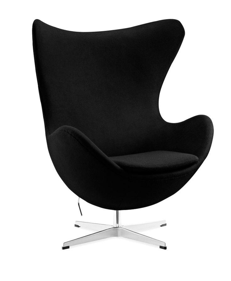 Egg Chair Replica   Arne Jacobsen's creation   byBESPOEK