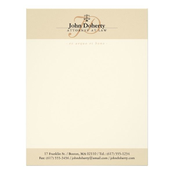 Scales of Justice | Professional Letterhead Custom Legal Branding Office Products and Gifts #legal #lawyer #solicitor #law