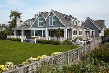 Stylish Living Pinterest Traditional Exterior Design And