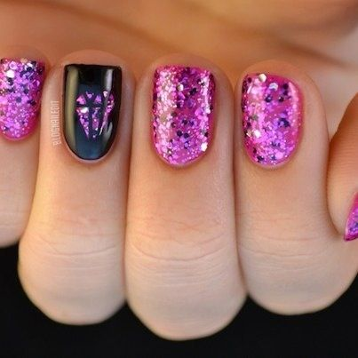 95 best short nail art images on pinterest nail scissors nail nail art designs 2014 tumblr nail art design for beginners nail art tutorial step prinsesfo Image collections