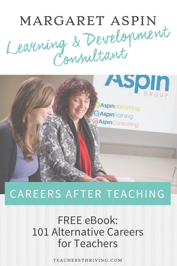 Margaret Aspin - Learning & Development Consultant   school