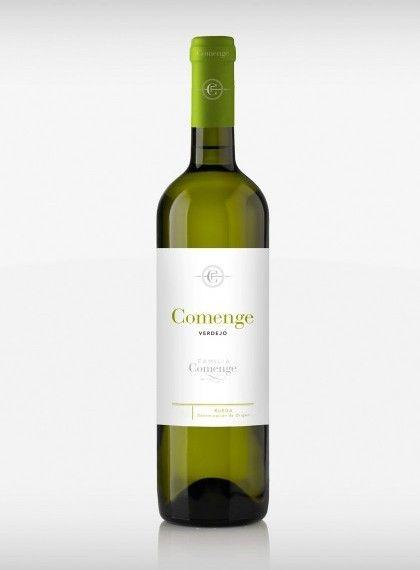 Comenge Verdejo 2015 es un vino Intenso, fresco y mineral.