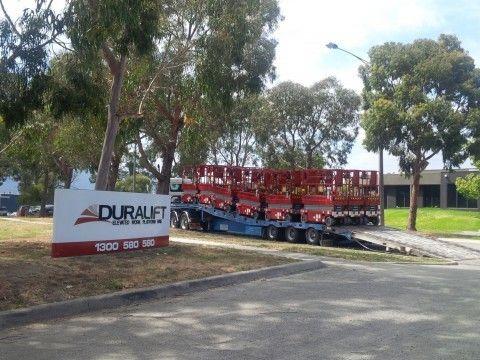 Duralift - New machines