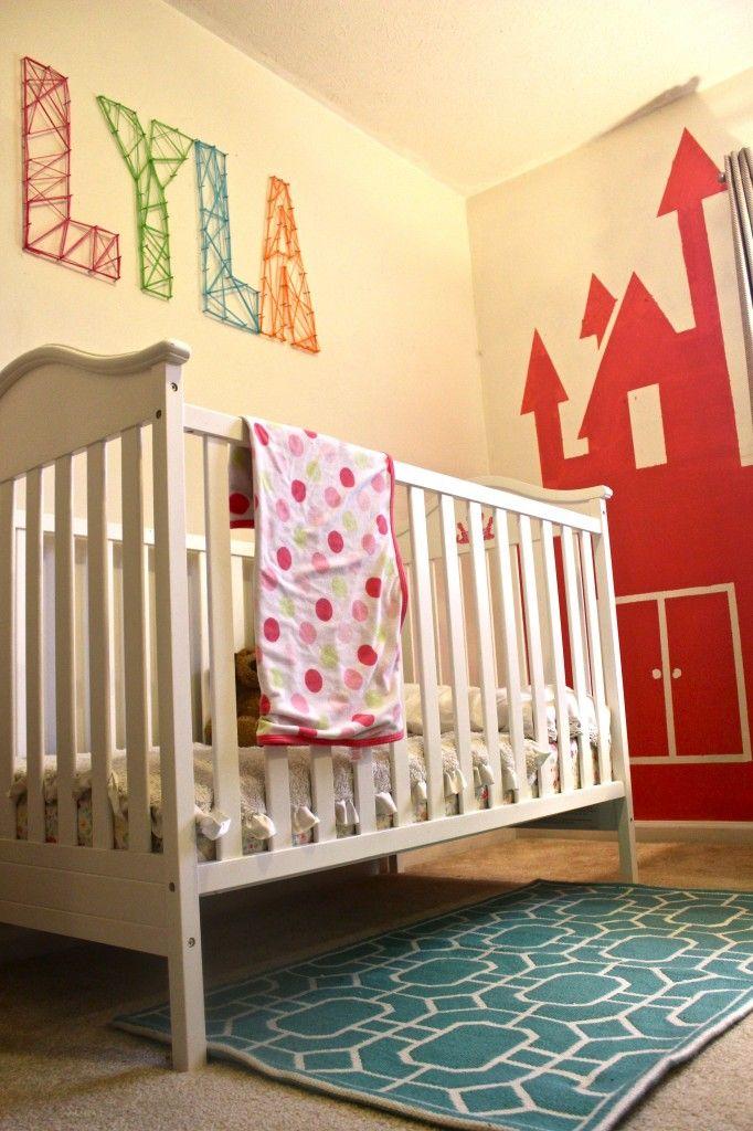 32 best Rainbow Nursery Ideas images on Pinterest | Nursery ideas ...